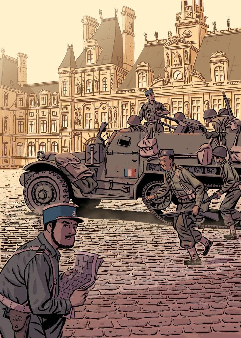 Convirtiendo las historias en cómic de la mano de Paco Roca 3