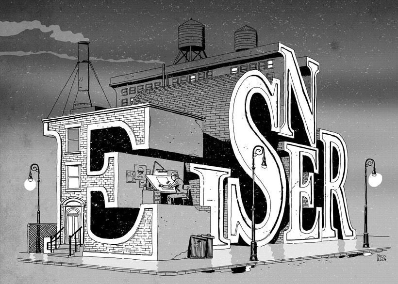 Convirtiendo las historias en cómic de la mano de Paco Roca 9