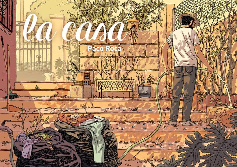 Convirtiendo las historias en cómic de la mano de Paco Roca 12