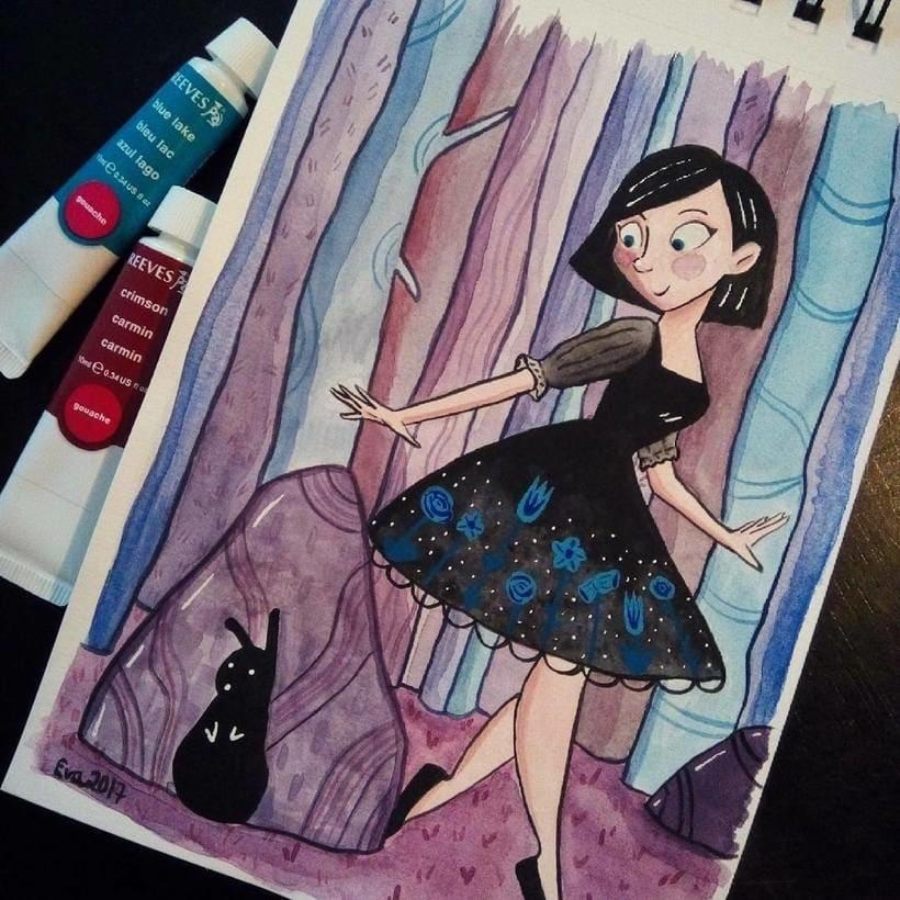 Ilustraciones para todos :-) 1