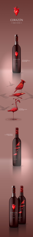 CORAZÓN red wine 4