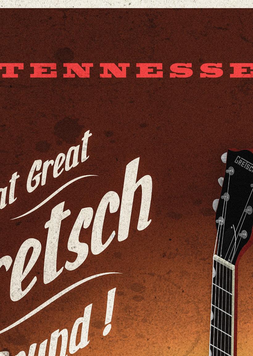 Gretsch Tennessee Rose 2