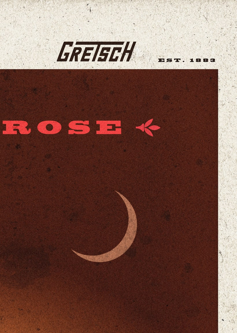 Gretsch Tennessee Rose 3