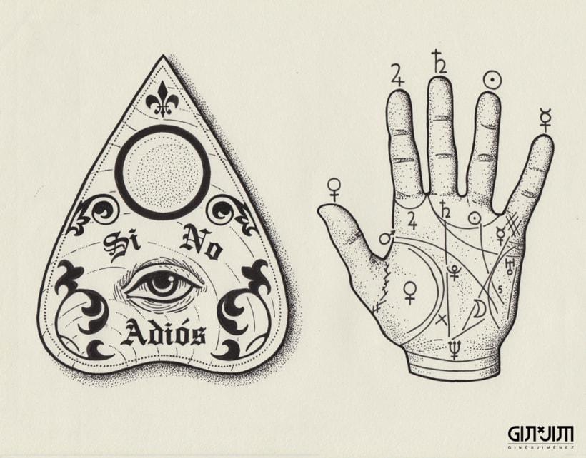 flash tattoo domestika