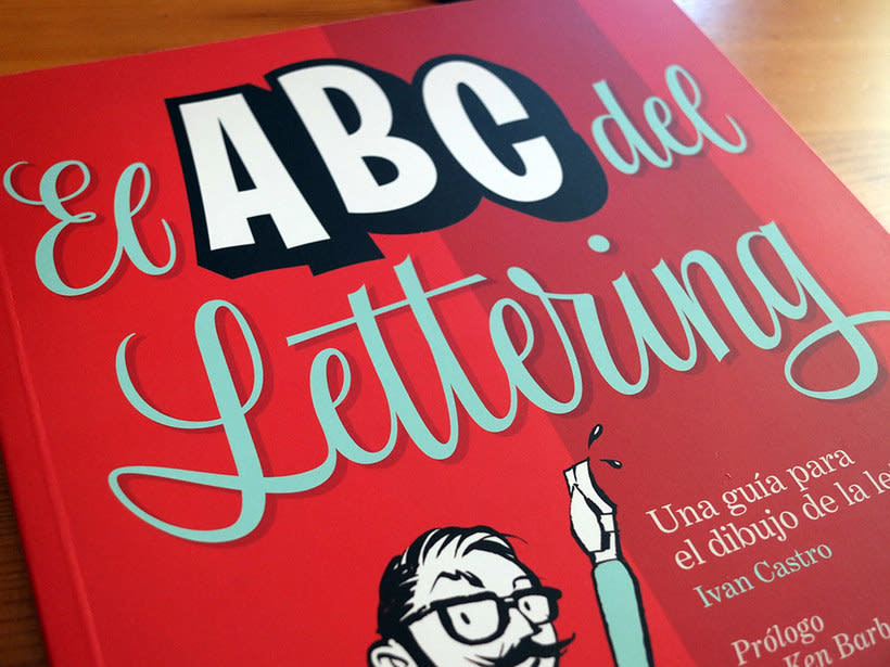 El abc del lettering de Ivan Castro, ahora en español 1