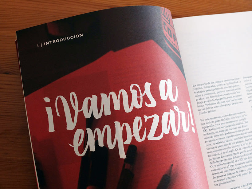 El abc del lettering de Ivan Castro, ahora en español 3