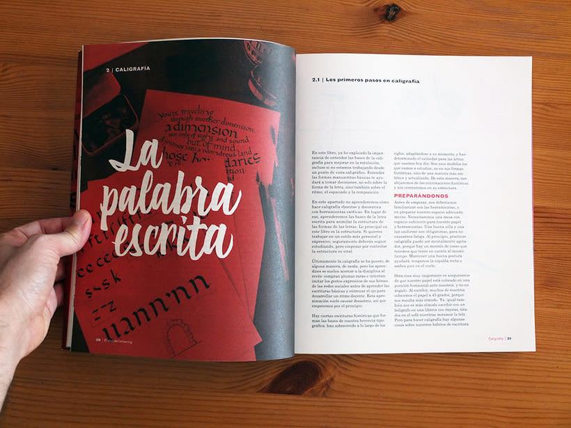 El abc del lettering de Ivan Castro, ahora en español 5