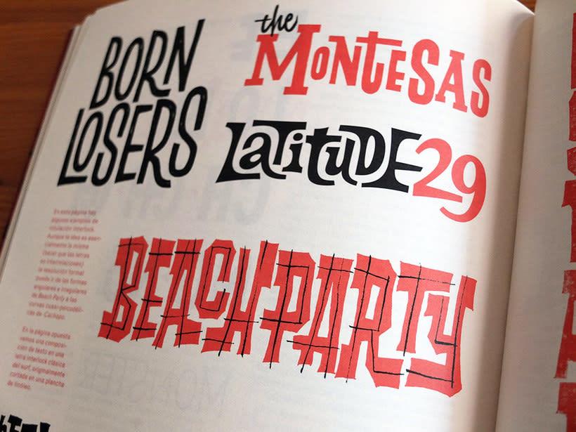 El abc del lettering de Ivan Castro, ahora en español 10