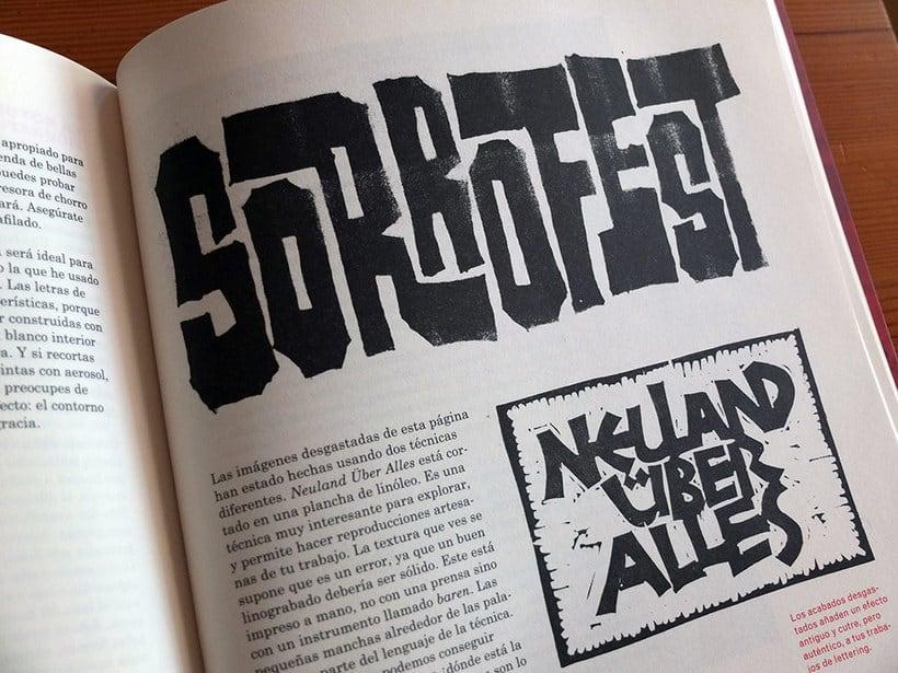El abc del lettering de Ivan Castro, ahora en español 12