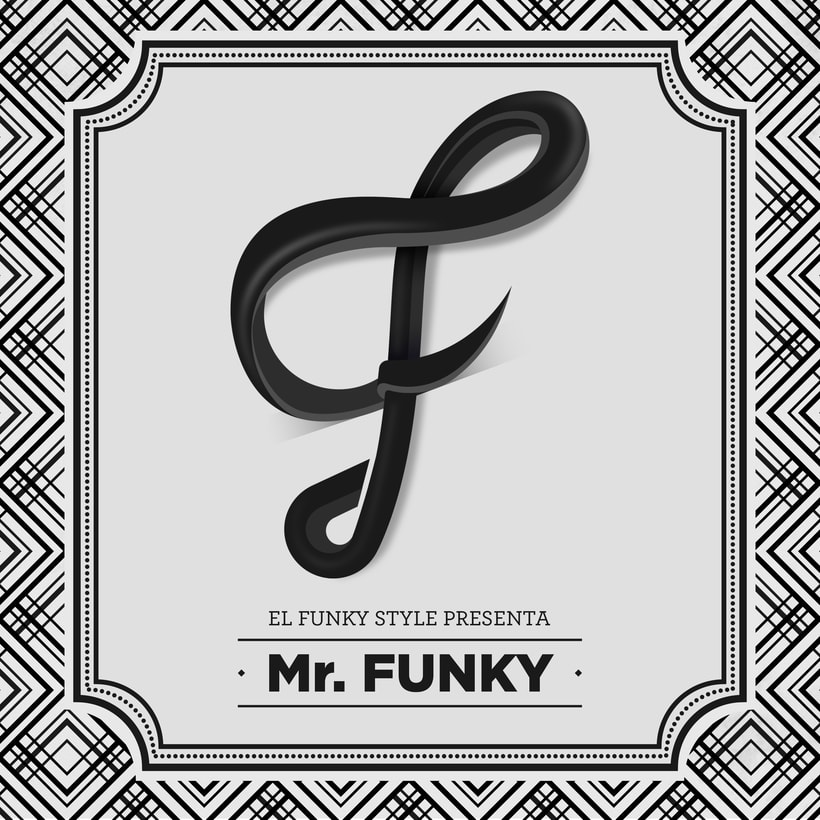 Cover Mr. Funky -1