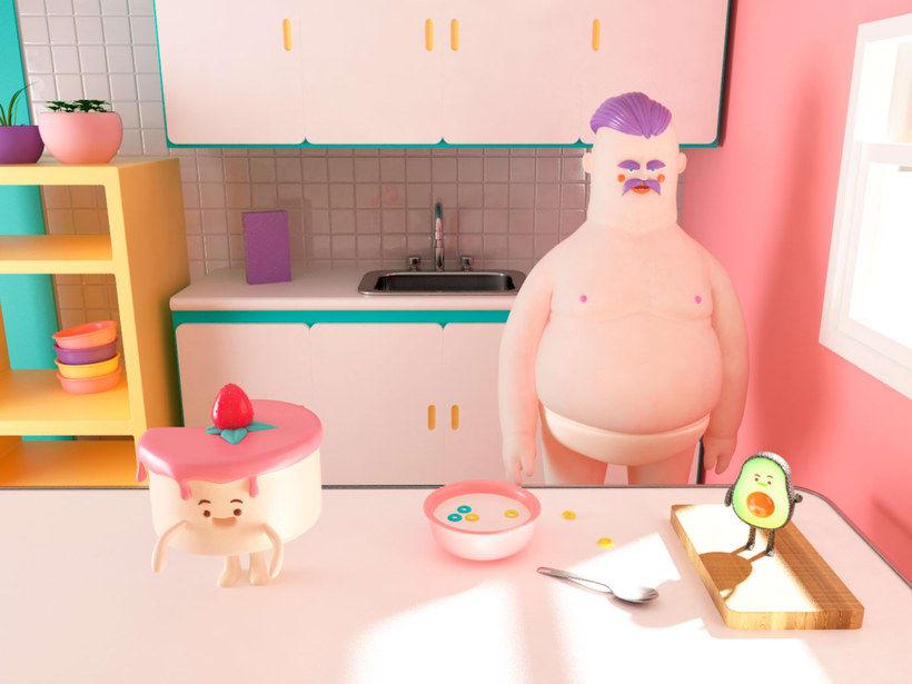 Diseñando personajes 3D con Aarón Martínez 22