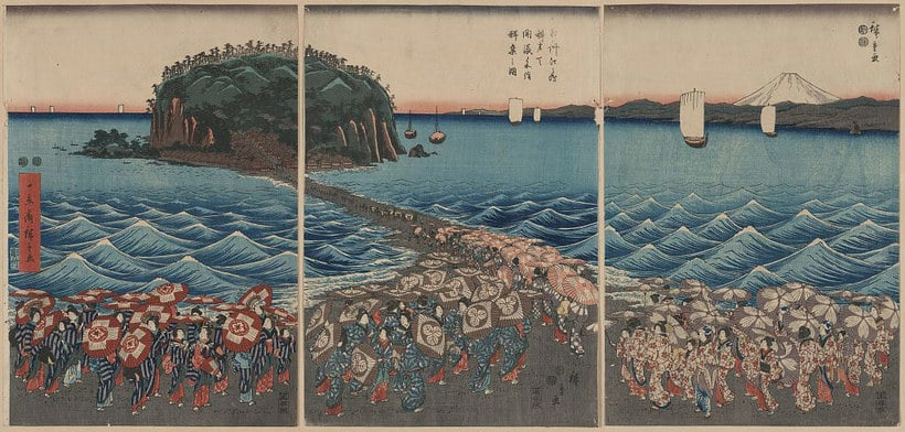 Más de 2500 grabados japoneses para descargar 8