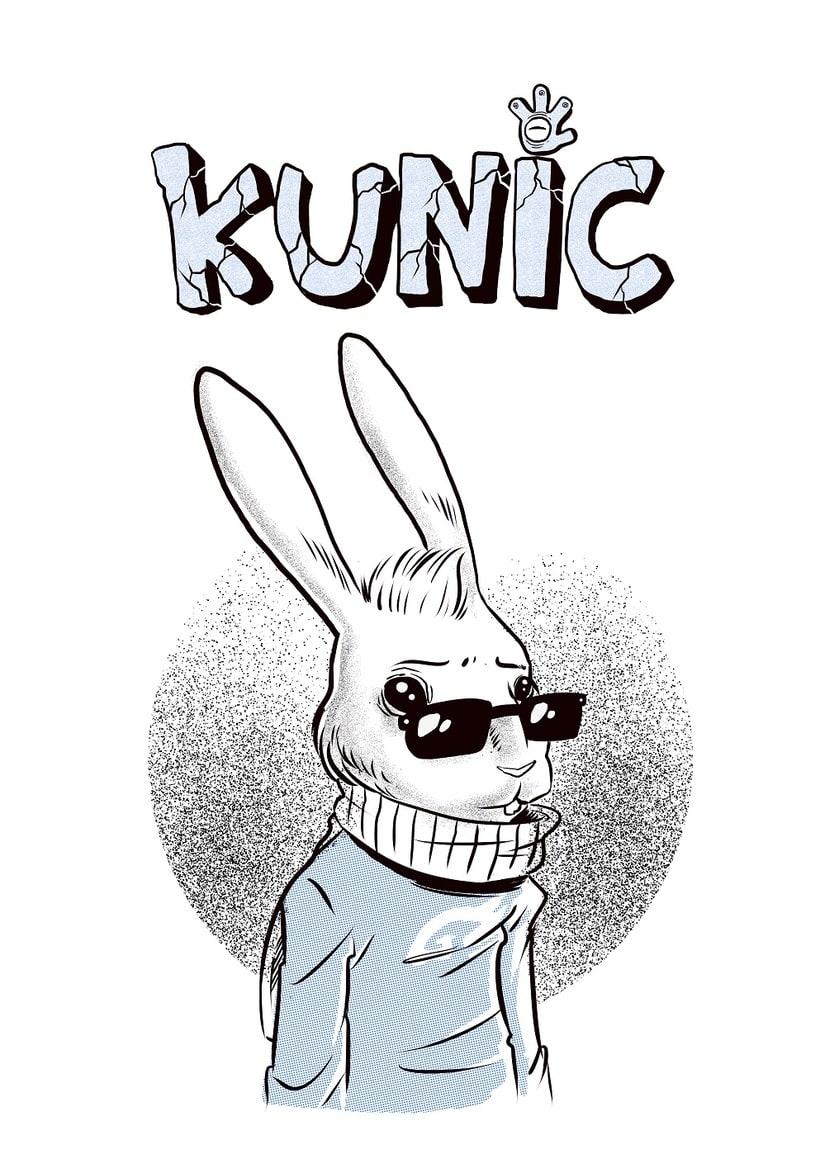 Kunic comic en Manga Studio 2