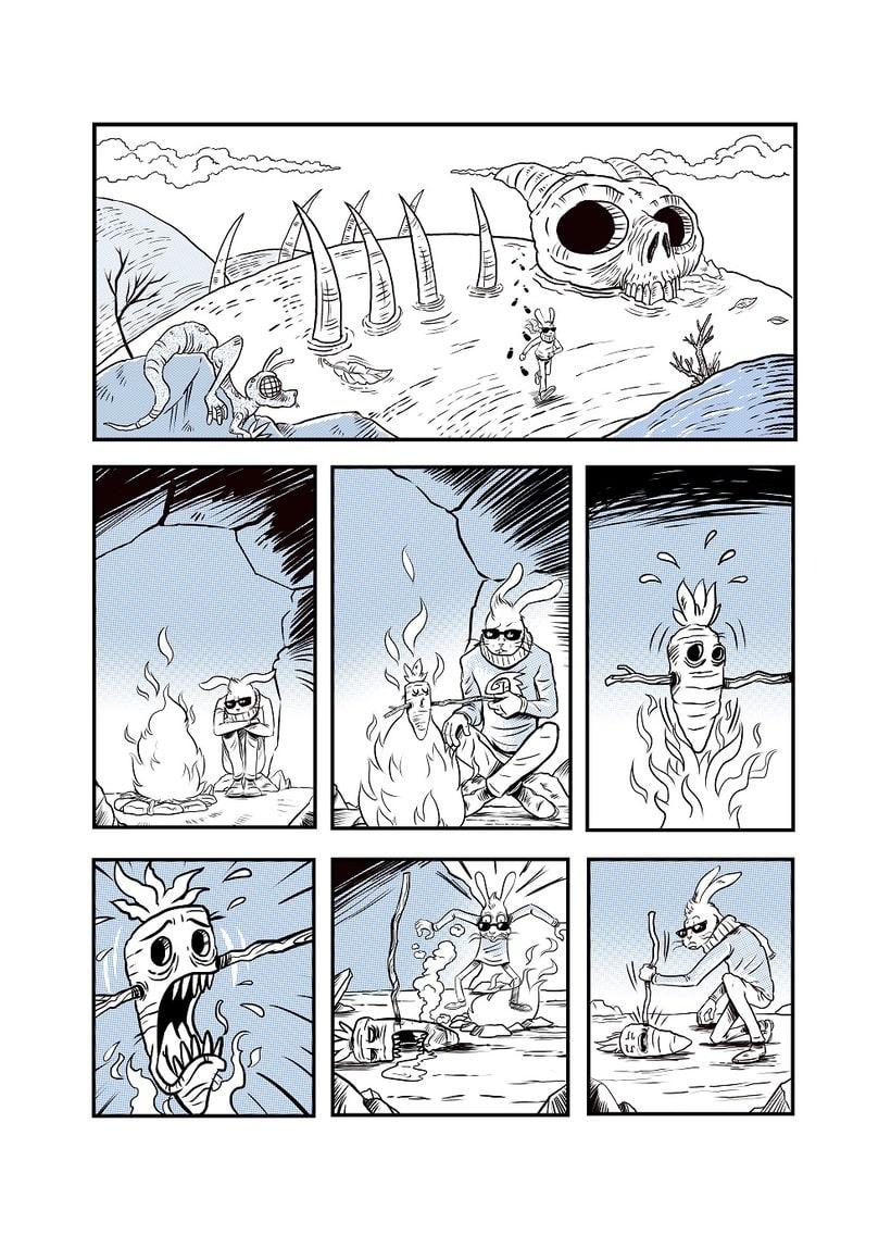 Kunic comic en Manga Studio 4