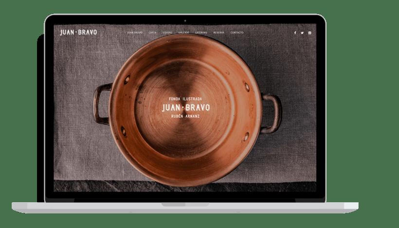 Juan Bravo - Fonda Ilustrada 0