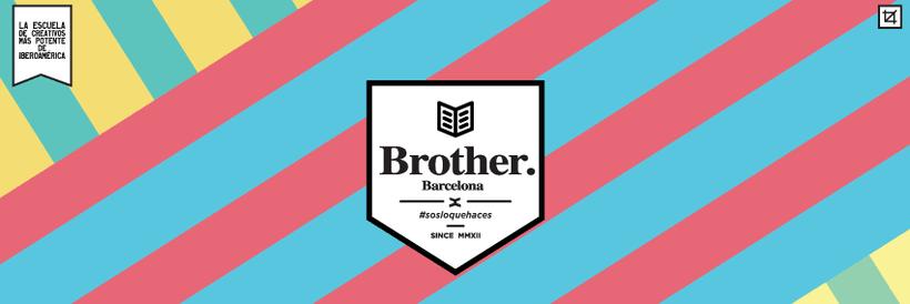 """Llega a Brother """"Cinema Lettering"""" by Ivan Castro, el primer episodio de su ciclo HOT HANDS 3"""