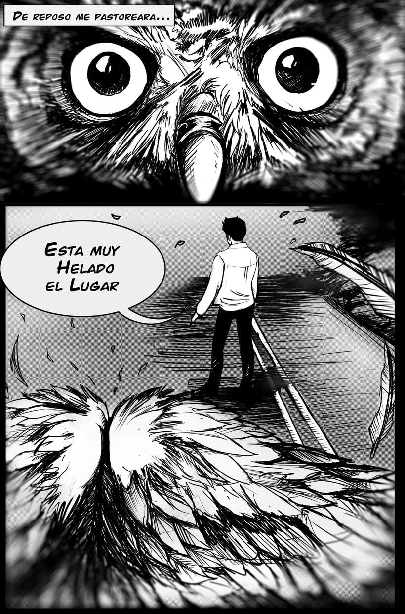 Proyecto Lumaz Cómics: Narración Gráfica 3