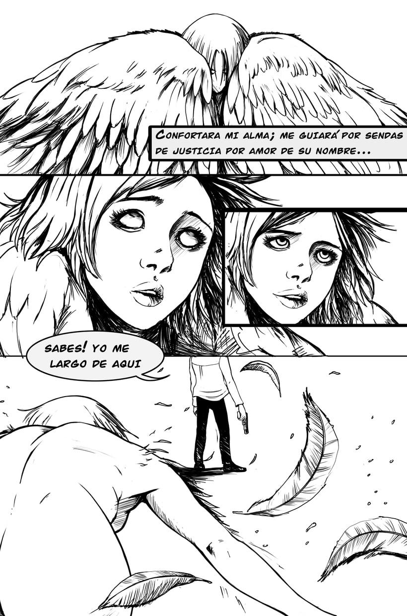 Proyecto Lumaz Cómics: Narración Gráfica 4