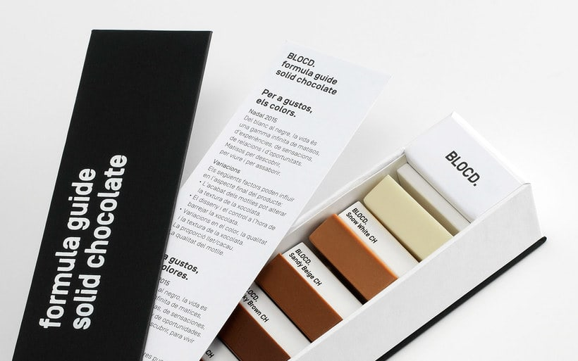 10 diseños muy dulces con el chocolate como protagonista 4