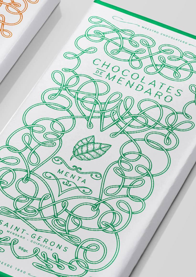10 diseños muy dulces con el chocolate como protagonista 2