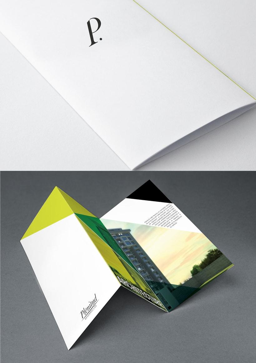Plenitud - Design & Advertising 4