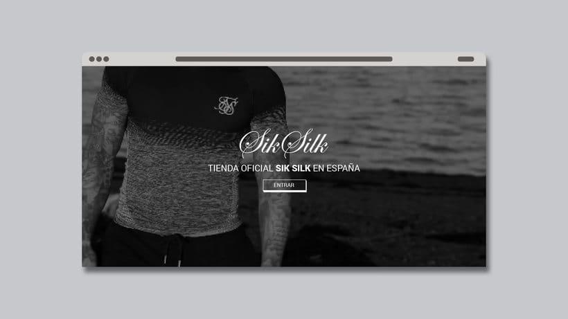 Tienda online Sik Silk 2