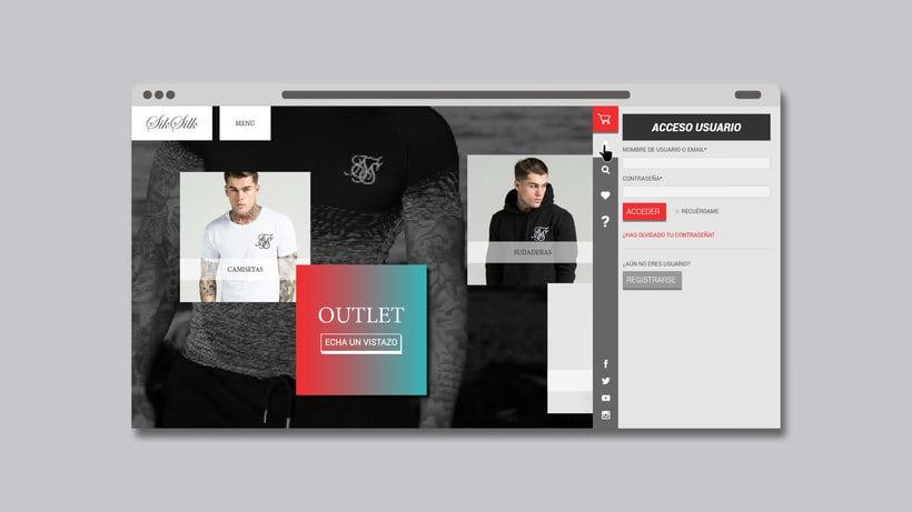Tienda online Sik Silk 4