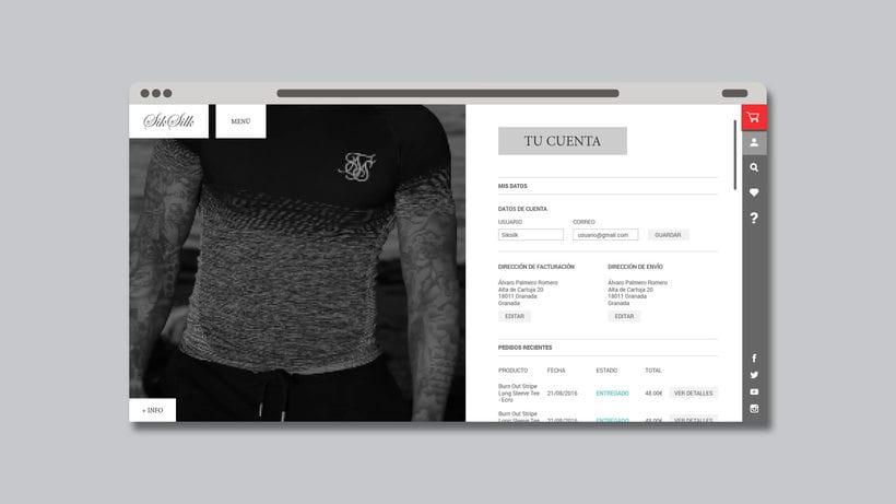 Tienda online Sik Silk 5