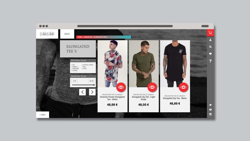 Tienda online Sik Silk 8