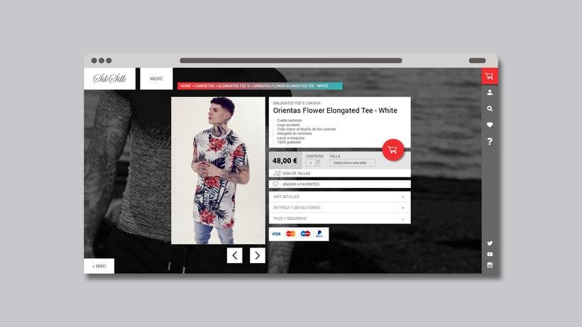 Tienda online Sik Silk 9