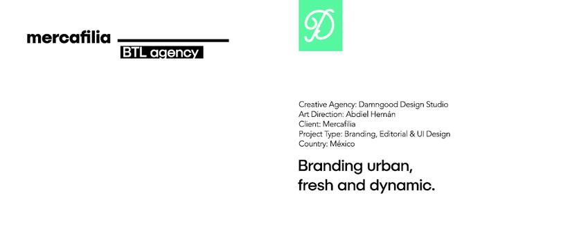Mercafilia - Branding & UI Design  0