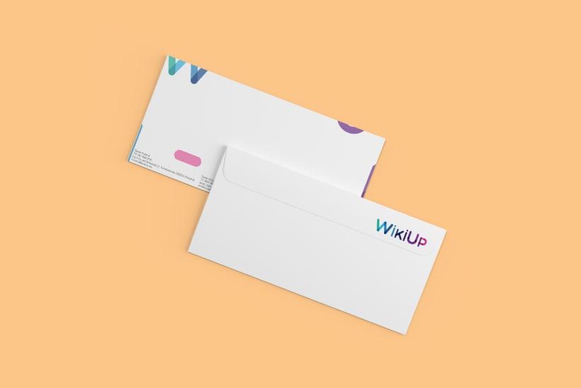 WikiUp - Corporate Branding  5