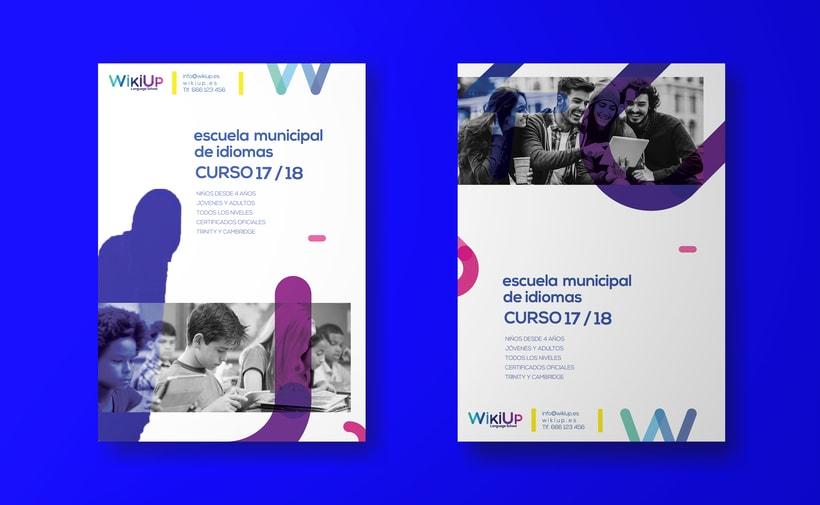 WikiUp - Corporate Branding  11