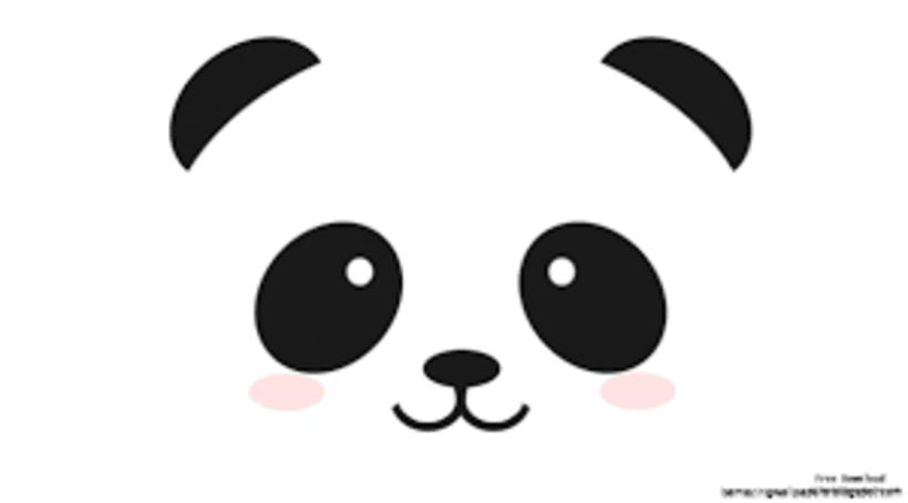 панда картинки аниме