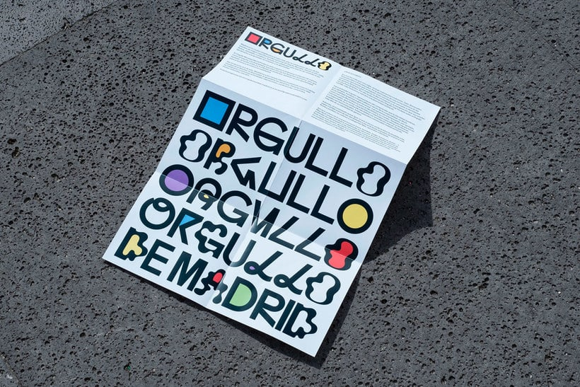 Koln Studio celebra la diversidad con tipografía 1