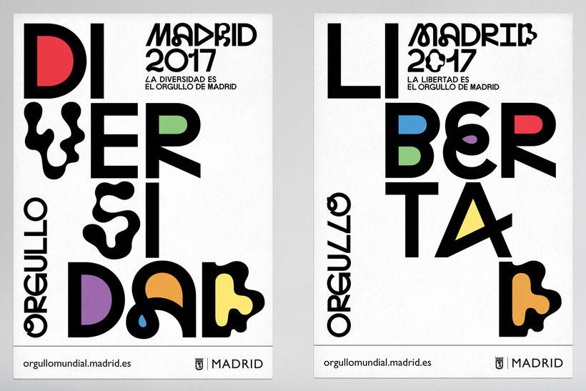 Koln Studio celebra la diversidad con tipografía 3