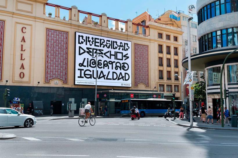 Koln Studio celebra la diversidad con tipografía 7