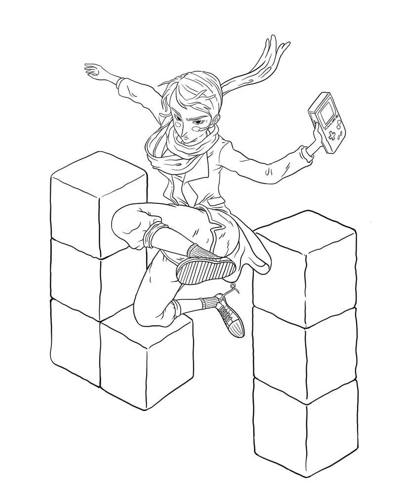 Trota Tetris -1