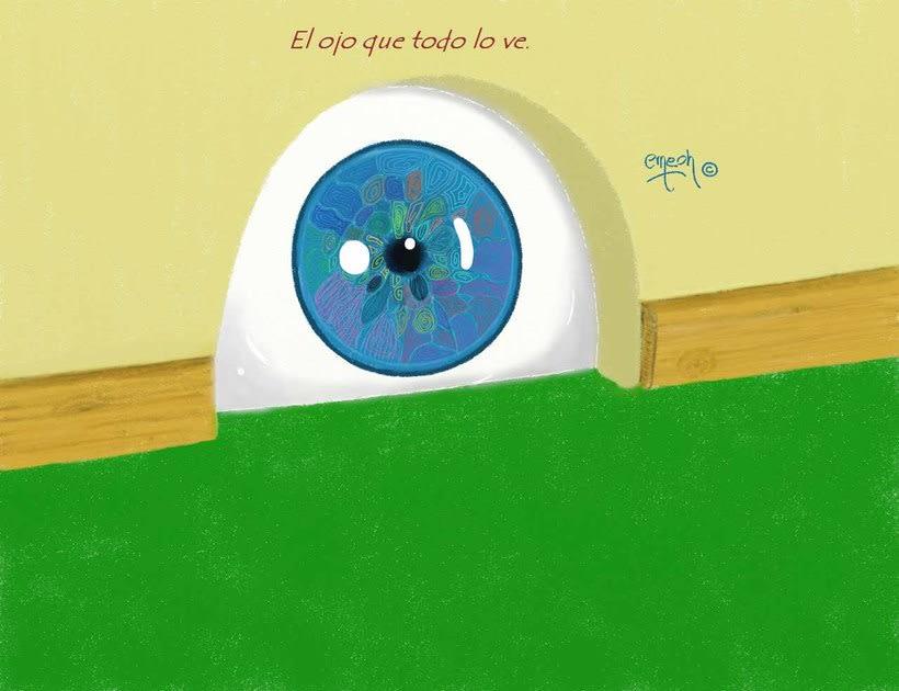 El ojo que todo lo ve -1