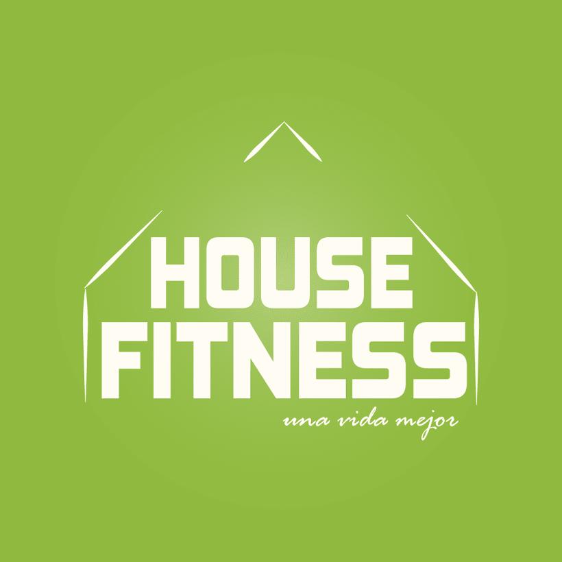 Desarollo de App House Fitness -1