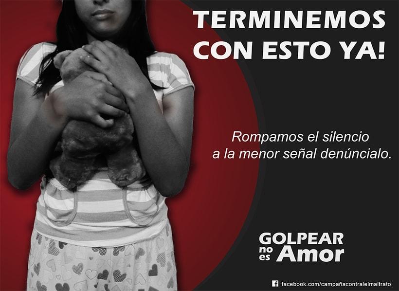 Campaña Contra el Maltrato Infantil 4