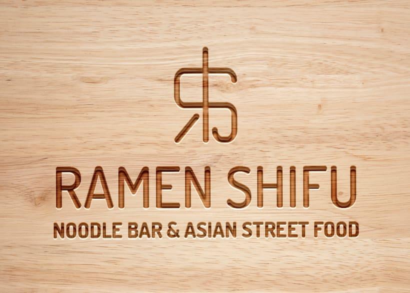 Propuesta de logotipo Restaurante asiatico 0