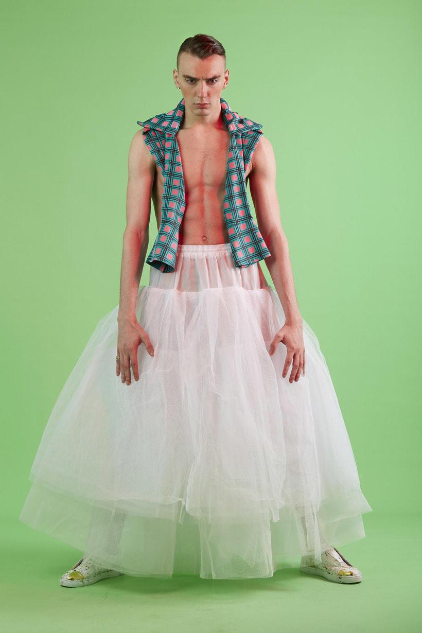 ¨No Gender¨ for HUF Magazine ´17 6