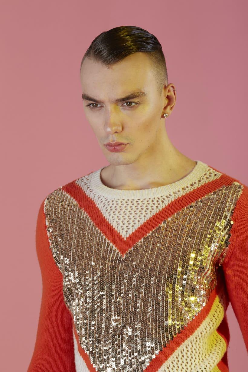 ¨No Gender¨ for HUF Magazine ´17 11