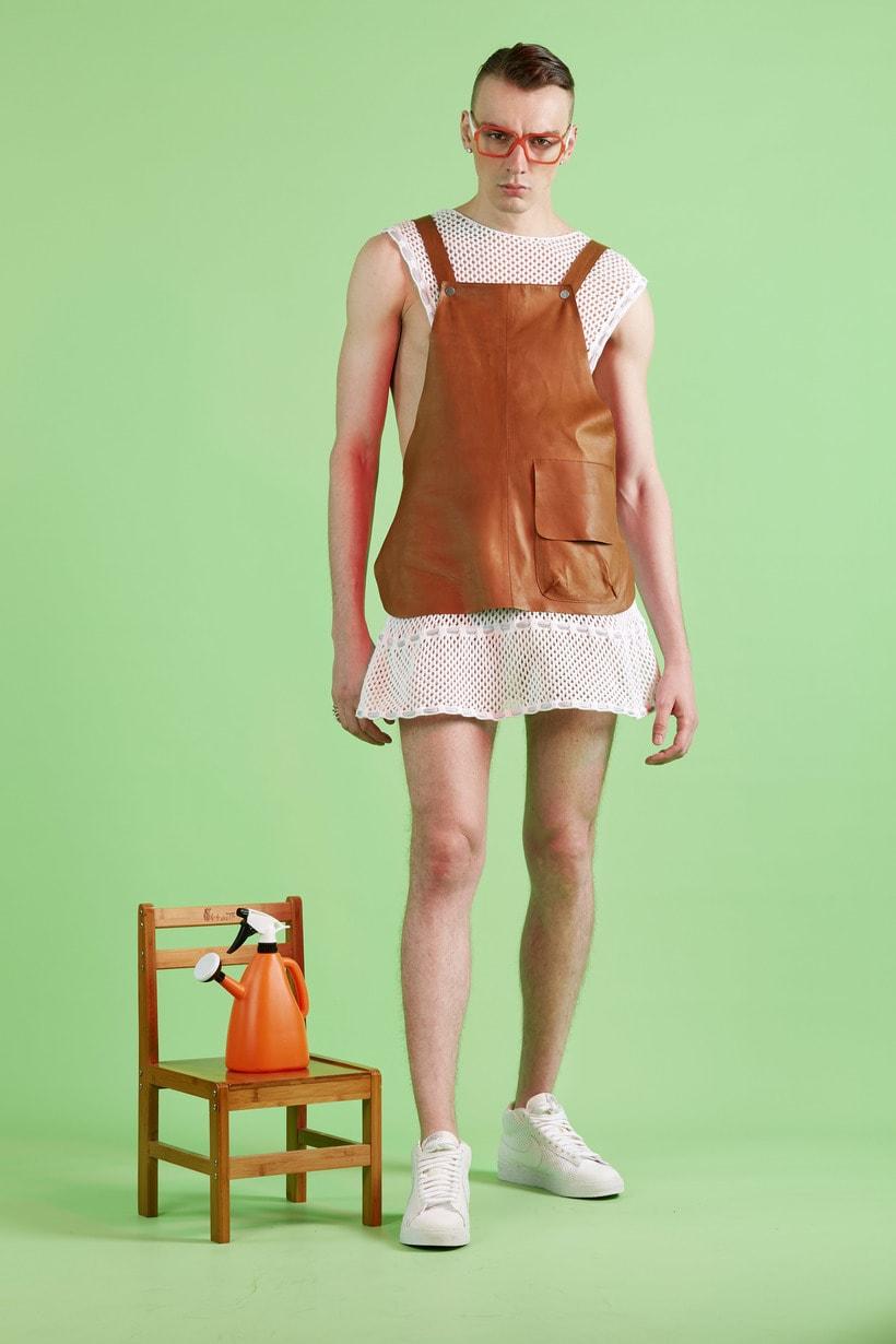 ¨No Gender¨ for HUF Magazine ´17 12