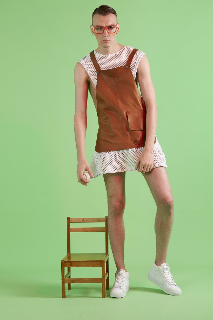 ¨No Gender¨ for HUF Magazine ´17 20