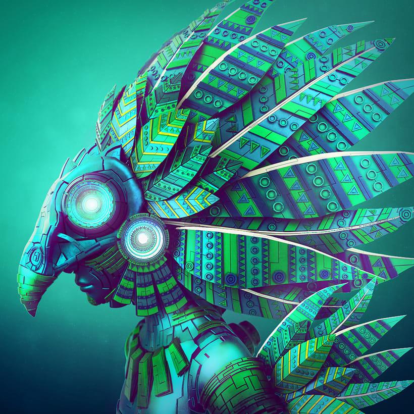 Quetzal -1