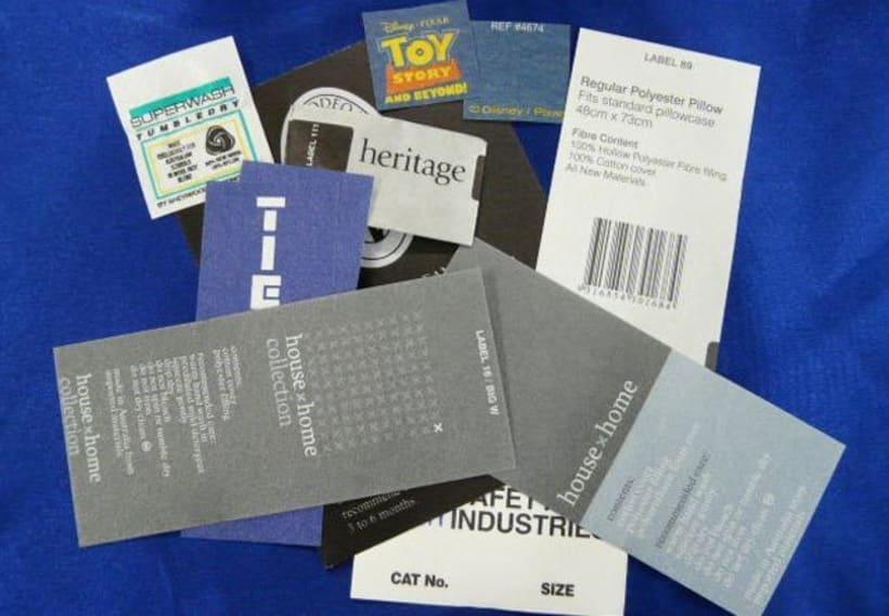 Personalised Labels Printing -1