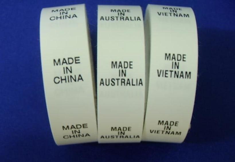 Personalised Labels Printing 5