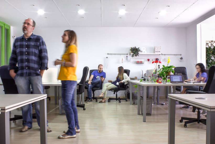 Coworking en el centro de Barcelona 2